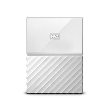 Avis WD My Passport Thin 2 To Blanc (USB 3.0)