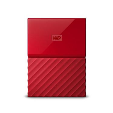 Avis WD My Passport Thin 2 To Rouge (USB 3.0)