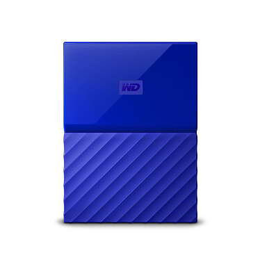 Avis WD My Passport Thin 2 To Bleu (USB 3.0)