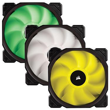 Corsair SP120 RGB LED High Performance avec contrôleur (par 3)