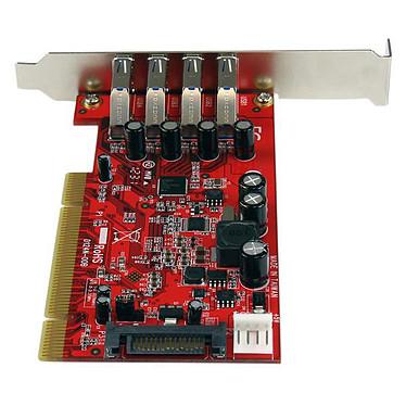 Acheter StarTech.com PCIUSB3S4