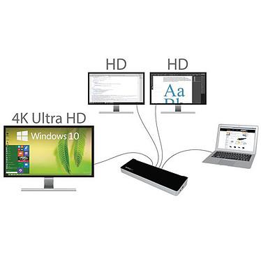 Acheter StarTech.com USB3DOCKH2DP