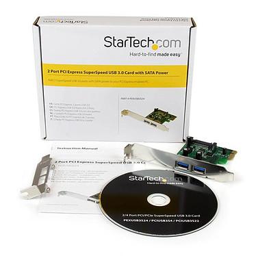 StarTech.com PEXUSB3S24 pas cher