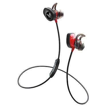 Bose SoundSport Pulse Écouteurs sport intra-auriculaires sans fil Bluetooth et NFC avec télécommande et micro