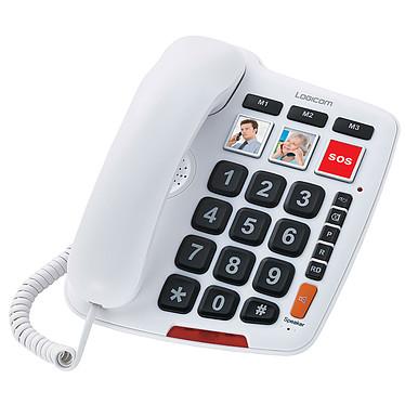 Logicom Serenity 150 Téléphone filaire senior à grosses touches