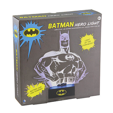 Avis Batman - Lampe d'ambiance USB à LED
