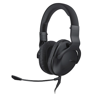ROCCAT Cross Casque-micro pour gamer (compatible PC / Mac / PS4 / Xbox One / tablettes / smartphones)