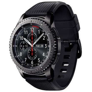"""Samsung Gear S3 Frontier negro Reloj conectado certificado IP68 con pantalla Super AMOLED de 1,3"""", Wi-Fi, NFC y Bluetooth bajo Tizen 2.3"""
