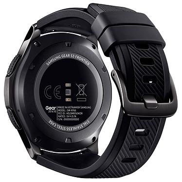 Acheter Samsung Gear S3 Frontier Noir