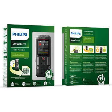 Opiniones sobre Philips DVT2710 + Dragon Naturally Speaking
