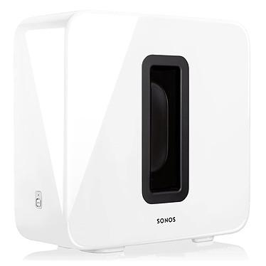 SONOS SUB Blanc Caisson de basses sans fil amplifié pour éléments Sonos