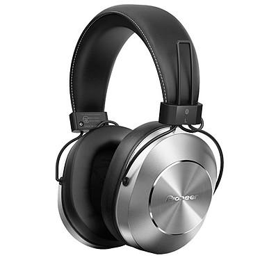 Pioneer SE-MS7BT Argent Casque circum-auriculaire fermé - Bluetooth - NFC - Microphone - Hi-Res Audio
