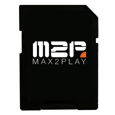 Max2Play carte microSDHC 16 Go avec Max2Play (licence 2 ans)