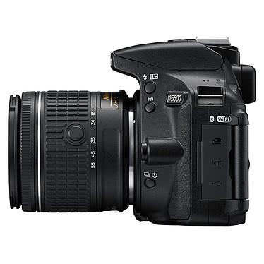 Acheter Nikon D5600 + AF-P DX NIKKOR 18-55mm VR