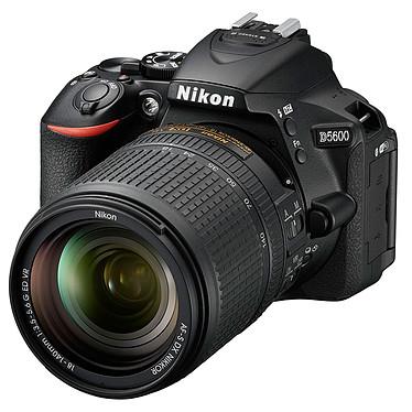 Nikon D5600 + AF-S DX NIKKOR 18-140mm ED VR Appareil photo 24.2 MP - Vidéo Full HD - Écran tactile - Wi-Fi - Bluetooth + AF-S DX NIKKOR 18-140mm F/3.5-5.6G ED VR