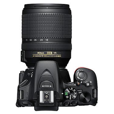 Acheter Nikon D5600 + AF-S DX NIKKOR 18-140mm ED VR