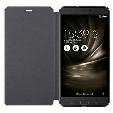 ASUS Folio Cover Noir ASUS ZenFone 3 Ultra ZU680KL Étui de protection pour ASUS ZenFone 3 Ultra ZU680KL