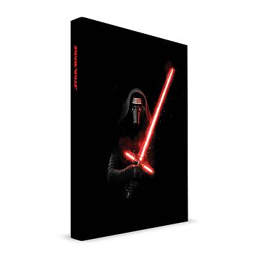 Cuaderno de notas Star Wars Episodio VII cuaderno de sonido y luz Kylo Ren Cuaderno A5 210 x 148 mm