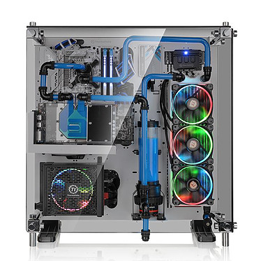 Thermaltake Core P5 Tempered Glass Edition - Snow pas cher