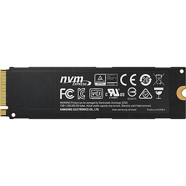 Samsung SSD 960 PRO M.2 PCIe NVMe 512 Go pas cher