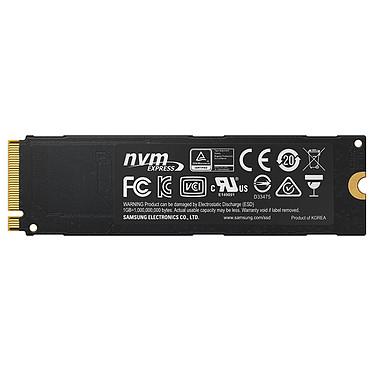 Acheter Samsung SSD 960 PRO M.2 PCIe NVMe 1 To