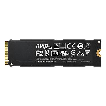 Samsung SSD 960 PRO M.2 PCIe NVMe 2 To a bajo precio