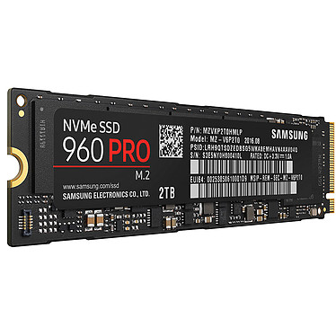 Opiniones sobre Samsung SSD 960 PRO M.2 PCIe NVMe 2 To