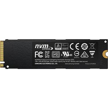 Acheter Samsung SSD 960 EVO M.2 PCIe NVMe 500 Go