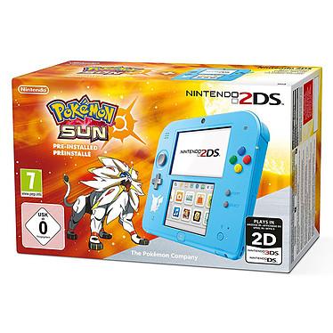 Nintendo 2DS Bleu + Pokémon Soleil