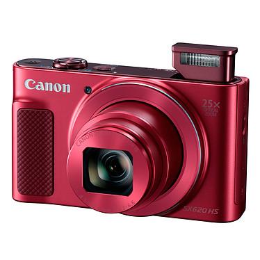 Avis Canon PowerShot SX620 HS Rouge