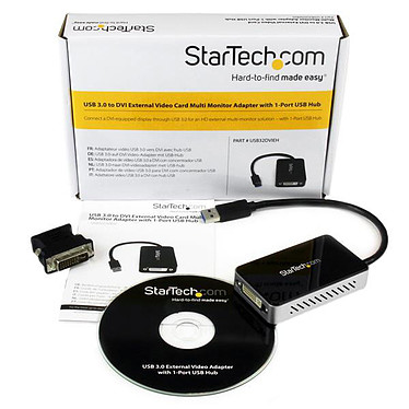StarTech.com USB32DVIEH a bajo precio