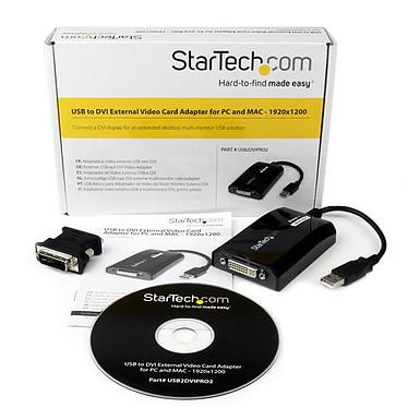 Acheter StarTech.com USB2DVIPRO2