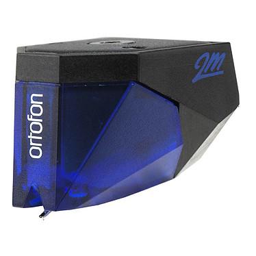 """Ortofon 2M Azul Célula magnética móvil, punta elíptica desnuda, montaje de 1/2"""", 20 Hz a 25 kHz"""