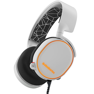 SteelSeries Arctis 5 (blanc)