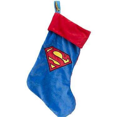 DC Comics - Chaussette de Noël Superman