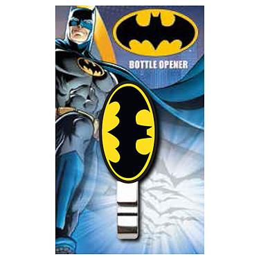 DC Comics - Décapsuleur Batman Décapsuleur en métal avec logo Batman 9 cm