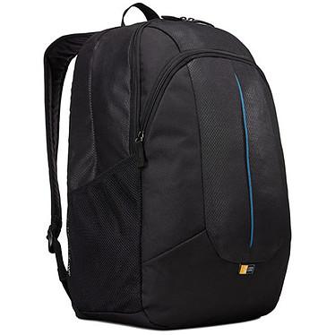 """Case Logic Prevailer (noir/bleu) Sac à dos pour ordinateur portable (jusqu'à 17.3'') et tablette (jusqu'à 10.1"""")"""