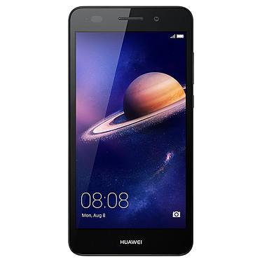 "Huawei Y6-2 Noir Smartphone 4G-LTE Dual SIM - Kirin 620 8-Core 1.2 GHz - RAM 2 Go - Ecran tactile 5"" 720 x 1280 - 16 Go - Bluetooth 4.1 - 3000 mAh - Android 6.0"