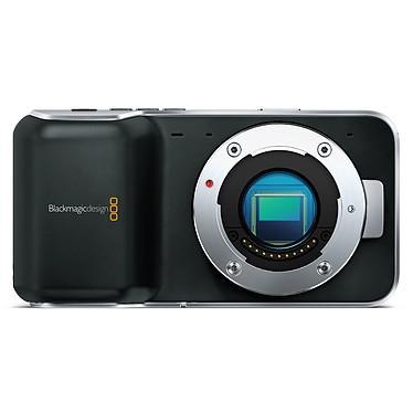 """Blackmagic Design Pocket Cinema Camera Caméra numérique Super 16 compacte - Full HD - HDMI - RAW CinemaDNG - Ecran LCD 3.5"""" (Boîtier nu)"""