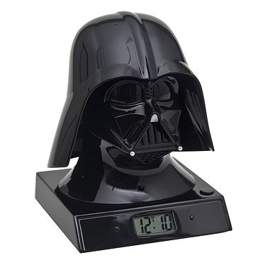 Star Wars - Réveil projecteur (Dark Vador) Réveil projecteur avec fonction alarme sous licence officielle