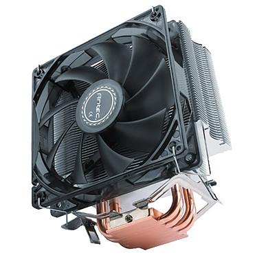 Antec C400 Ventilateur de processeur à LED PWM pour socket Intel et AMD
