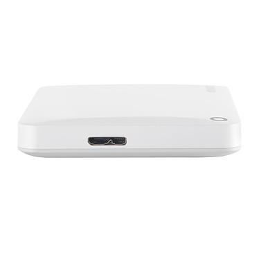 Toshiba Canvio Connect II 500 Go Blanc pas cher