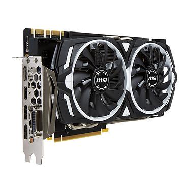 Avis MSI GeForce GTX 1070 ARMOR 8G OC + TILTeek FixCard