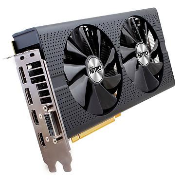 Avis Sapphire NITRO+ Radeon RX 480 8G OC + TILTeek FixCard