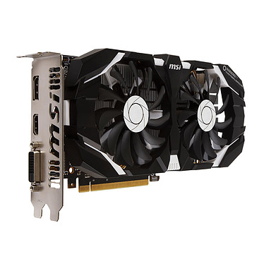 Avis MSI GeForce GTX 1060 6GT OCV1 + TILTeek FixCard