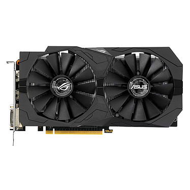 Carte graphique ASUS GeForce GTX 1050 Ti - ROG STRIX-GTX1050TI-O4G-GAMING