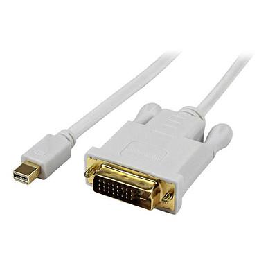 StarTech.com DP2DVIMM3WS