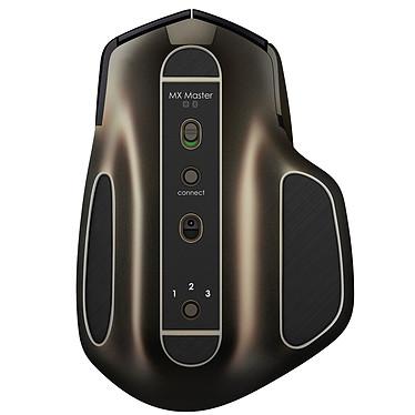 Logitech MX Master Wireless Mouse Noir pas cher