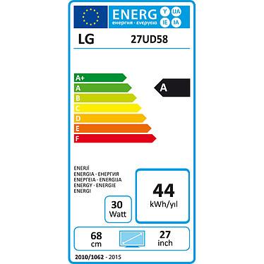 """LG 27"""" LED 27UD58-B pas cher"""