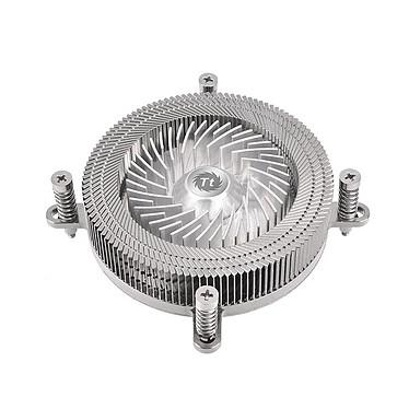 Thermaltake Engine 27 1U Ventilateur processeur 60mm Low profile pour Intel -TDP jusqu'à 70W